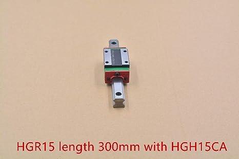 Impresora 3D HGR15 guía lineal de 15 mm de ancho y 300 mm de ...