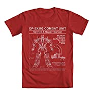 Transformers Optimus Prime Manual Boys' T-Shirt