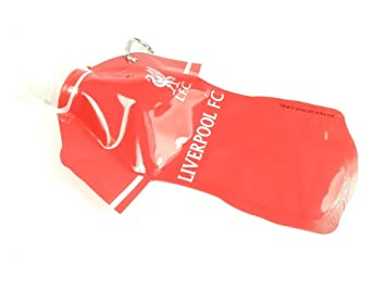 Liverpool FC camisa equipo de las bebidas agua plana oficial botella de fútbol