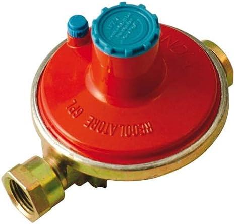 Regulador Baja presión 7 kg de bombona Gas Butano propano ...
