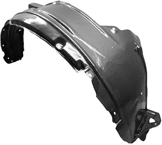 OE Replacement Honda CR-V Front Driver Side Fender Splash Shield Partslink Number HO1250110