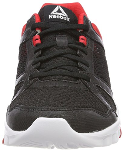 10 Noir Chaussures Yourflex Noir Red de Primal White Black EU Homme Train Reebok MT Fitness 44 8wECnU