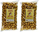 Buc-ees Beaver Nuggets Sweet Corn Puff Snacks Texas Bucees (Pack of 2 Bags)