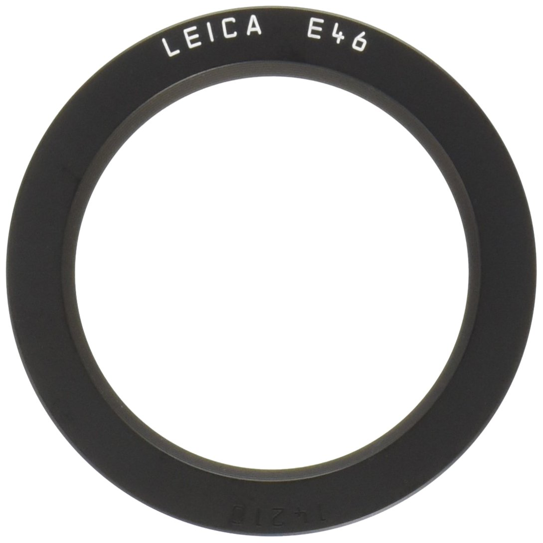 Leica 46mm Adapter Ring for Universal Polarizer Filter for M Series Lenses (14210) by Leica