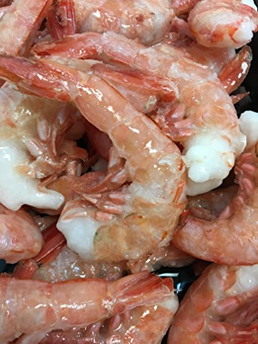 Florida Royal Red Shrimp Jumbo 2 LB Key West Shrimp Co.