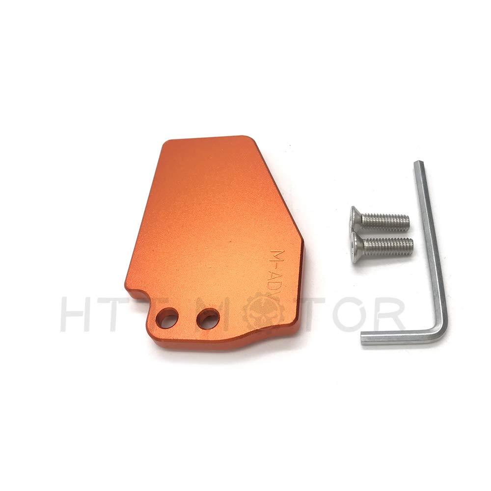 HTTMT BRAKE007 Rear Brake Pedal Extension Lever Enlarge Compatible with KTM 690 950 990 1050 1190 1290 Adv