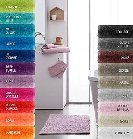 Today Toallas de baño, algodón, Regaliz, 90 x 50 cm