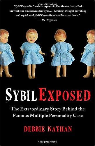 dissociative identity disorder case study sybil