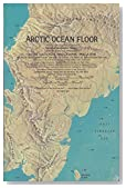 Arctic Ocean Floor (National Geographic Magazine, Vol. 140, No. 4, October 1971)