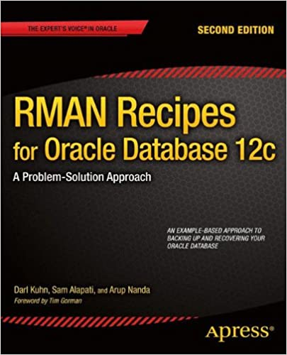 Rman recipes for oracle database 12c a problem solution approach rman recipes for oracle database 12c a problem solution approach experts voice in oracle 9781430248361 computer science books amazon fandeluxe Image collections