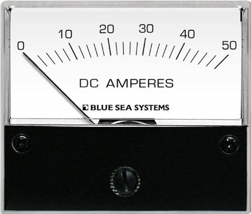 Blue Sea Systems 8022 DC Analog Ammeter