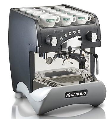 Rancilio EPOCA S1 Epoca S Espresso Machine semi-automatic 1-Group 3.9 liter boil