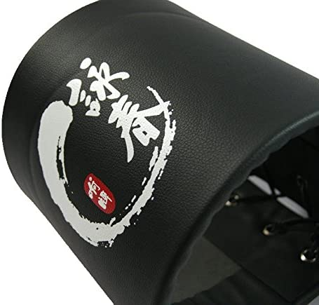 Kayheng New Training Equipment Wing Chun Kung Fu Wooden Dummy Punching Pads Cover Jacket Wooden Dummy Head Pads 2pcs//set