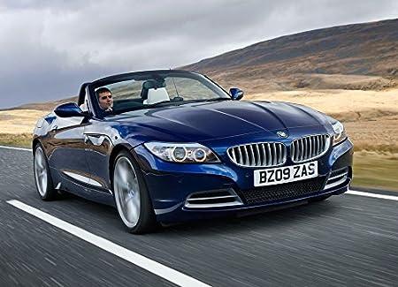 BMW Z4 (83x60 cm \ 33x24 inch) Poster Seda Cartel High ...