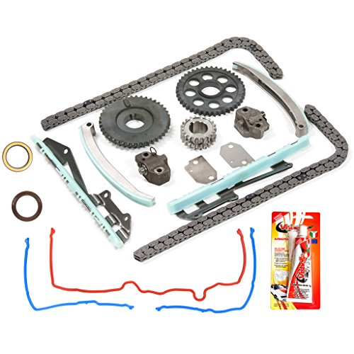 mustang timing chain cover - 7
