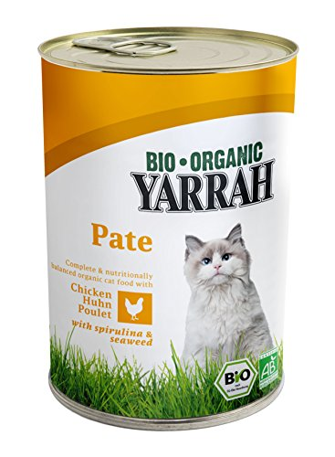 Yarrah Bio Pâté mit Huhn