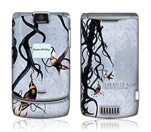 Zing Revolution MS-BOAD10098 Motorola RAZR- V3-V3c-V3m- Burden of a Day- One One Thousand Skin