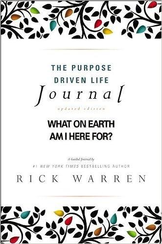 RICK WARREN PURPOSE DRIVEN LIFE EPUB DOWNLOAD