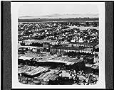 Vintography HistoricalFindings Photo: Nebi Rubin Pilgrim Camp,Reminiscent Israel's Camp,Desert,1920-1933,Muslim