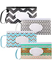 Reusable Wet Tissue Bags Sets, A Dispenser For Personal Wet Wipes, Baby Wipes Containers And Suitcases