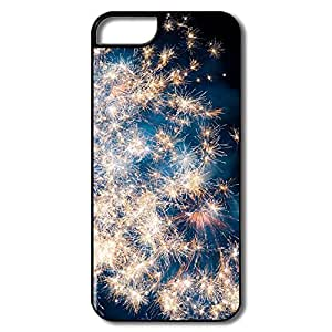 Fireworks Sky Pc Vintage Cover For IPhone 5/5s by icecream design