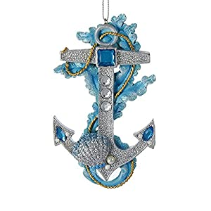 51p74E5ZYQL._SS300_ Anchor Decor & Nautical Anchor Decorations