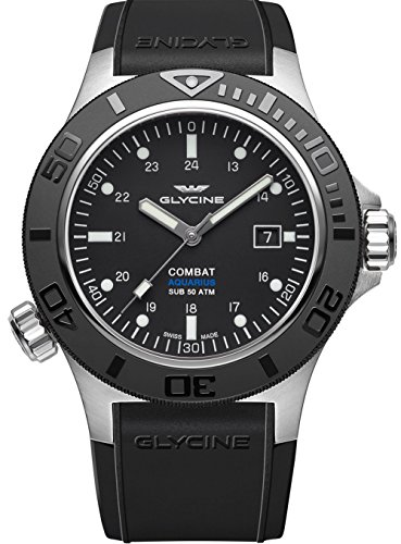 (Glycine Airman World Timer GMT Automatic Mens Watch GL0135)