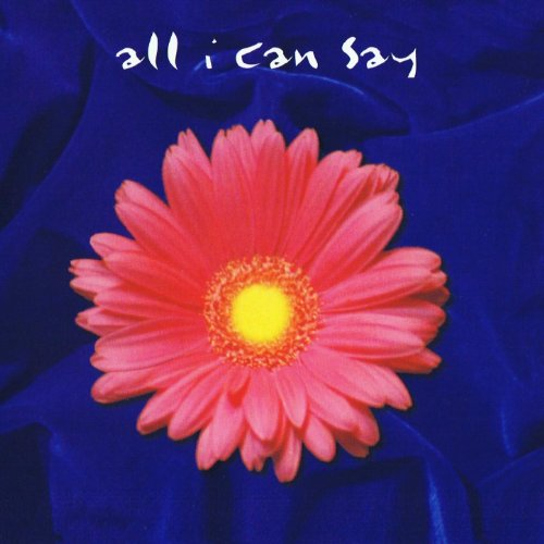 All I Can Say (I All Say Can)