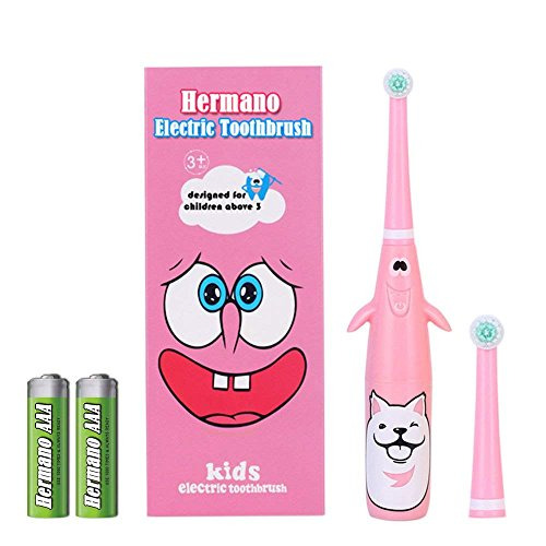 Best Electronic Toothbrush Kids Sensitive For 2019