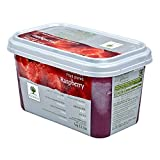 Raspberry Puree - 1 tub - 11 lbs