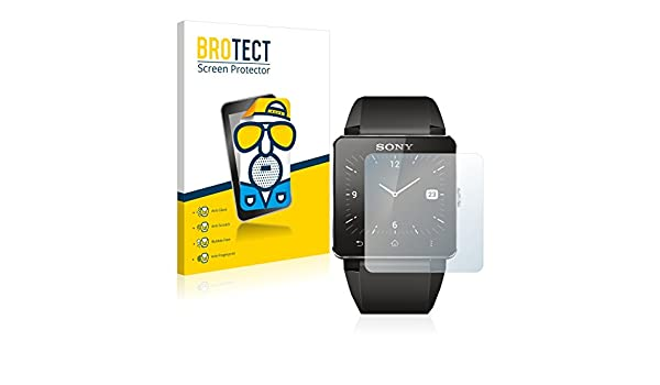 brotect Protector Pantalla Anti-Reflejos Compatible con Sony ...