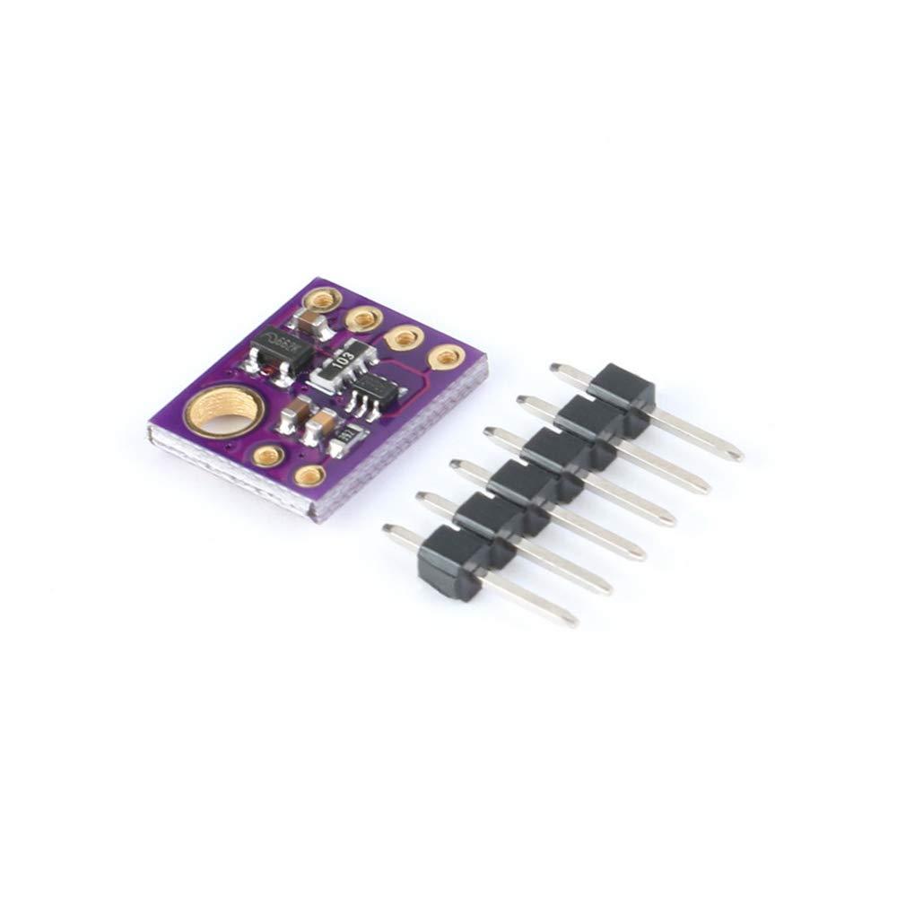 Ambient Light Sensor >> 2pcs Gy一49 Max44009 Ambient Light Sensor Module For Arduino With 4p