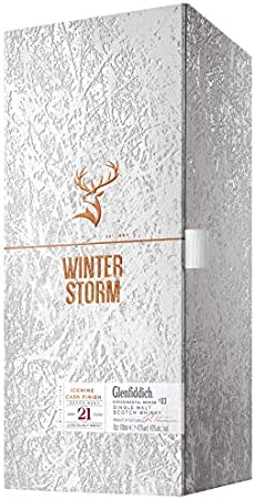 Glenfiddich Experimental Series #03 Winter Storm 21 Year Old Speyside Single Malt Scotch 700ml