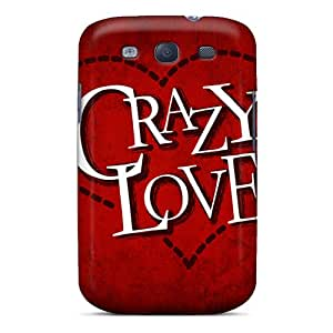 Premium Crazy Love Heavy-duty Protection Case For Galaxy S3