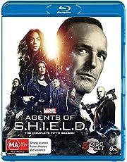 Marvel's Agents Of S.H.I.E.L.D (Season 5) 5 Discs 6 (Blu-ray)