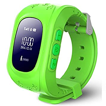 Cebbay Reloj Inteligente Hombre Mujer niños Reloj de Fitness con Podómetro Cronómetros Impermeable Sports Fitness Tracker Smart Wrist: Amazon.es: ...