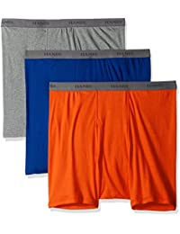 Mens Ultimate 3-Pack Big and Tall Boxer Brief