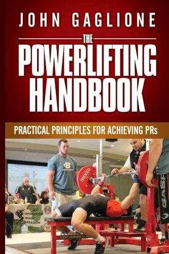 Powerlifting Handbook Practical Principles Crushing product image