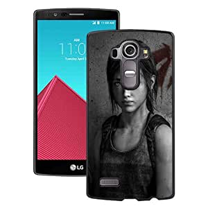 Host Sale LG G4 Case ,Fashion And Durable Designed With The-Last-of-Us-Left-Behind Black LG G4 Cover