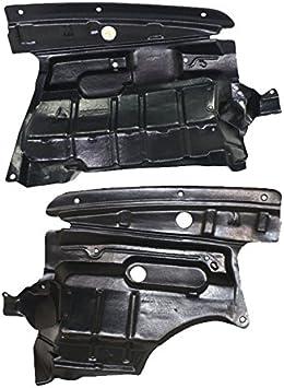 For Maxima 00-01 Passenger Side Engine Splash Shield Plastic