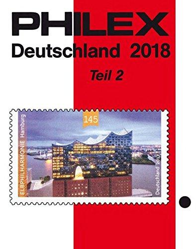PHILEX Deutschland 2018 Teil 2: Gemeinschaftsausgaben, Bundesrepublik Deutschland, Berlin,