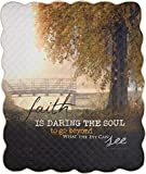 MWW FAITH IS DARING THE SOUL QUILT