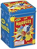 Toysmith Marbles in a Tin Box (160-Count)