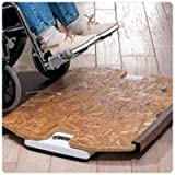 Extra-Wide Wheelchair Scale Easy-Read Dial Extra Wide Wheelchair Scale Unit