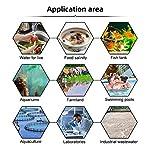 Cafopgrill-Test-di-qualita-dellAcqua-Salinita-C-100-5-in-1-Tester-di-salinita-TDS-EC-Tester-di-Acqua-di-Mare-Tester-di-qualita-dellAcqua-Multifunzione-con-retroilluminazione-per-Interni-Domestici