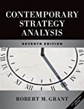 Contemporary Strategy Analysis and Cases: Text and Cases, Robert M. Grant, 0470747099
