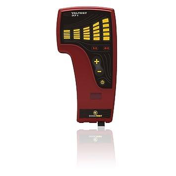 wisepick automático comprobador eléctrico para exteriores regulado AC Compresor Kit de herramienta de escáner de diagnóstico ECU valtest 371: Amazon.es: ...