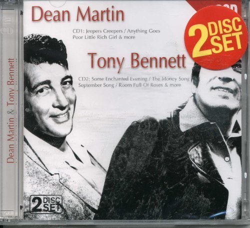 DEAN MARTIN - Dean Martin & Tony Bennett By Dean Martin & Tony Bennett - Zortam Music