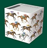 Large Message Cube - Horse Racing
