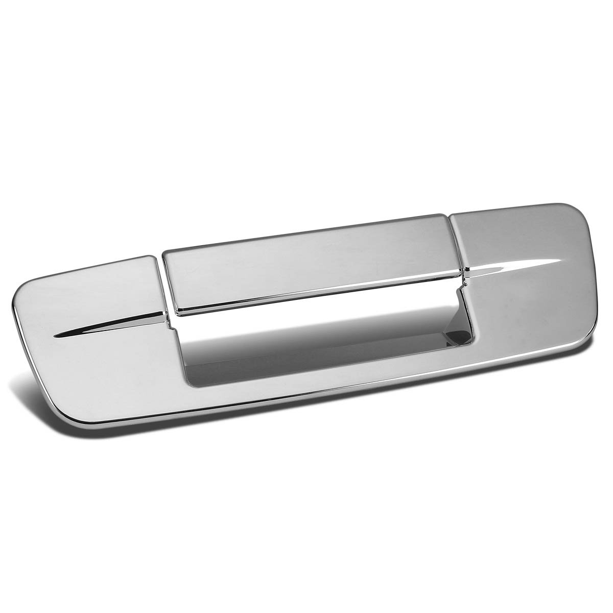 Chrome For Dodge Ram DS//DJ 4DR Tailgate+Door Handle+Mirror Cover
